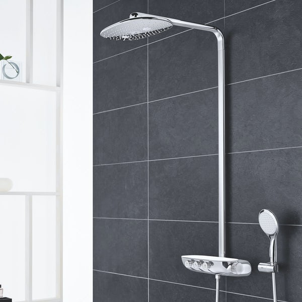 Grohe Rainshower® SmartControl 360 duo shower system