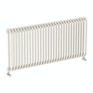 Delfin soft white horizontal radiator 540 x 1220