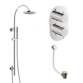 Harrison Thermostatic Shower Bath Set