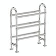 Windsor traditional heated towel rail 778 x 686