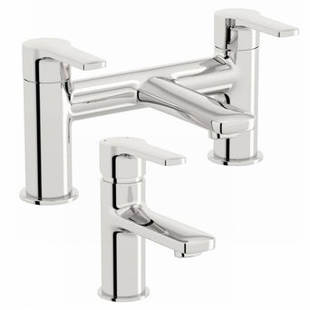 Grassmere Basin and Bath Mixer Pack