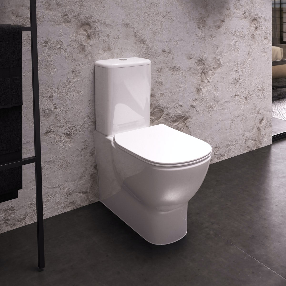 Cedo Fabian Soft Close Toilet Seat