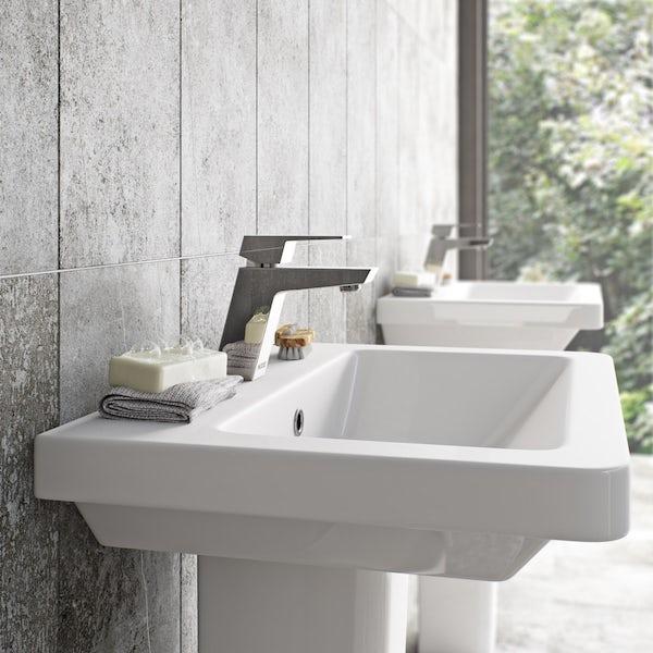 Mode Carter basin mixer tap offer pack