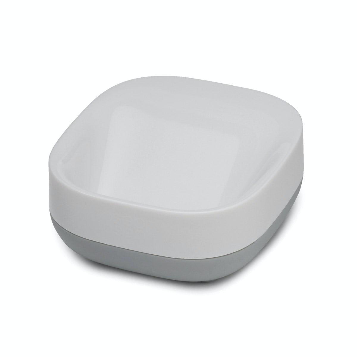 Joseph Joseph Slim grey compact soap dish