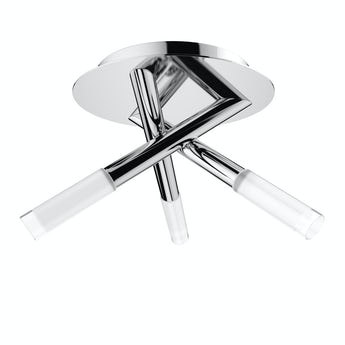 Valo 3 light bathroom ceiling light