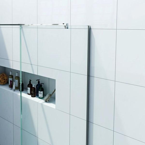 8mm Wet Room Enclosure Pack 1000 X 800