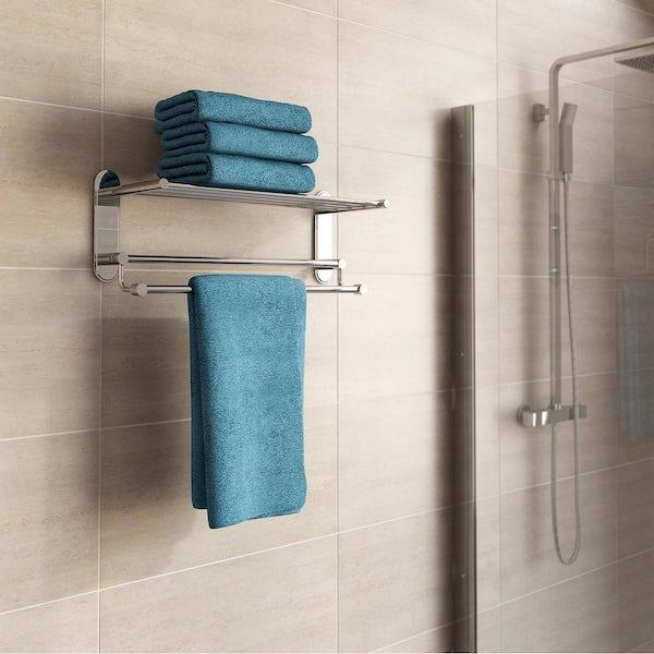 Options Traditional Towel Shelf