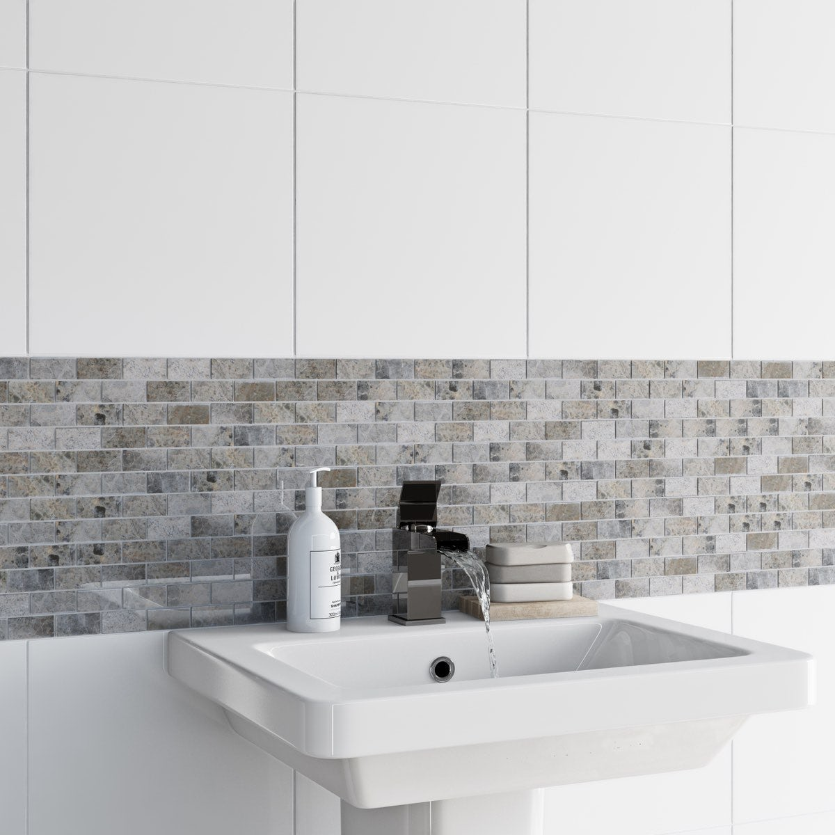 Bathroom Wall Tiles, cheap bathroom wall titles | VictoriaPlum.com