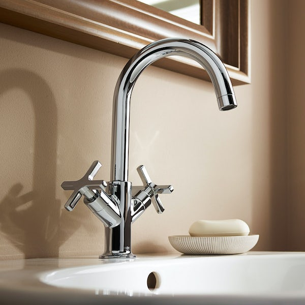 Mira Revive basin mixer tap