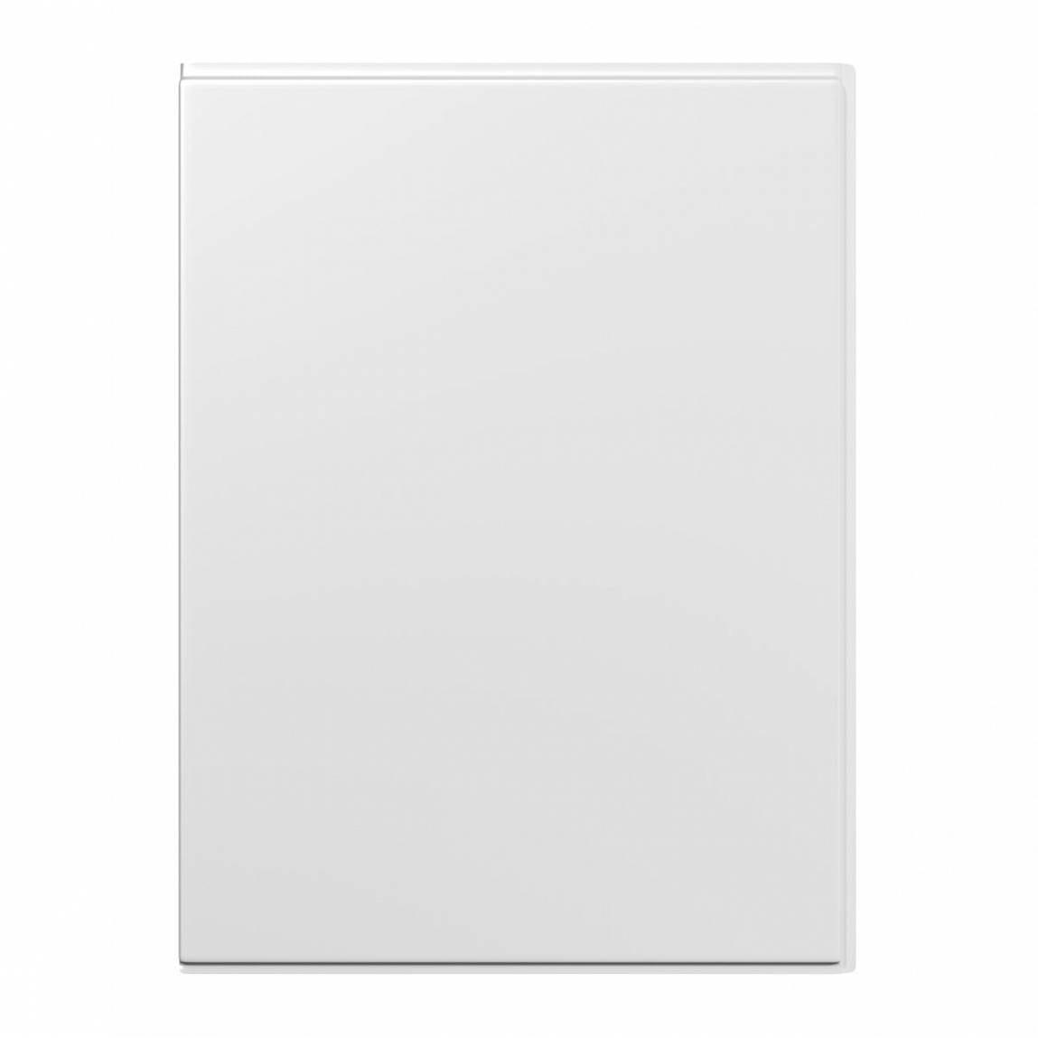 Acrylic bath end panel 750mm