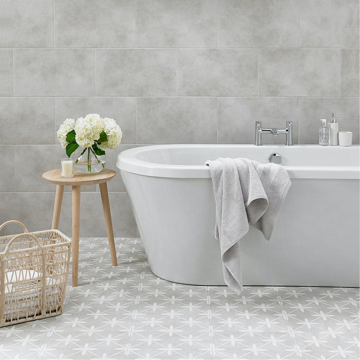 Laura ashley plain dove grey wall floor tile 298mm x 498mm laura ashley plain dove grey wall floor tile 298mm x 498mm doublecrazyfo Image collections
