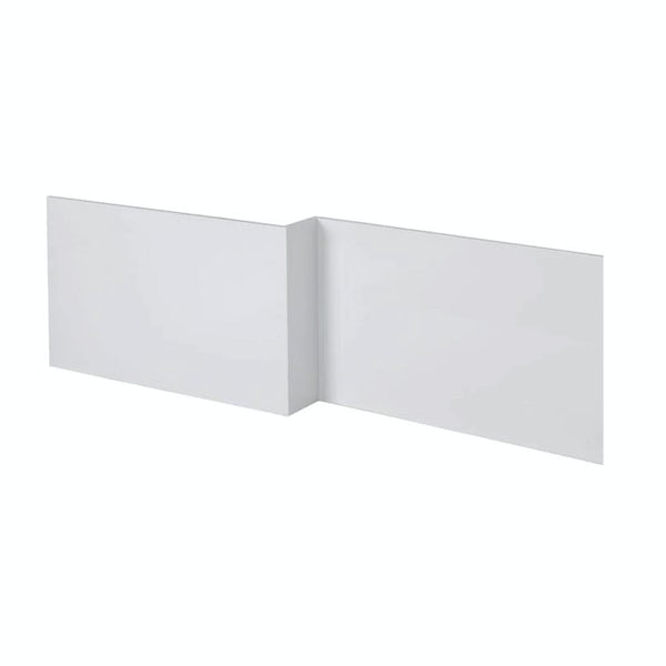 Boston 1700 Shower Bath Panel Gloss White