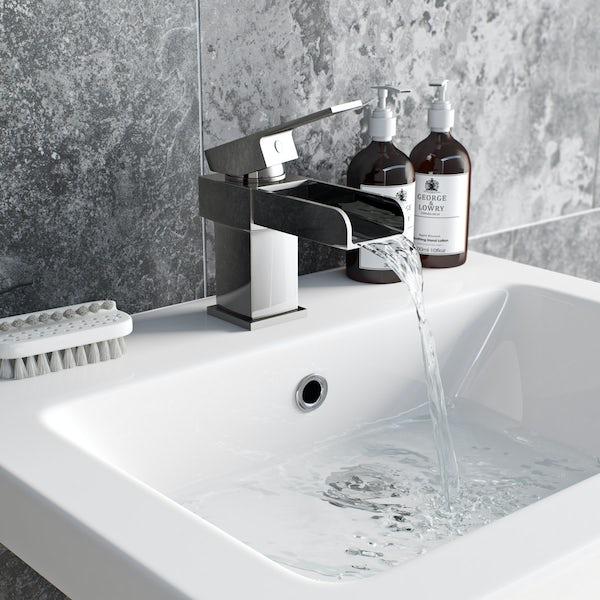Carter Basin and Bath Shower Mixer Pack