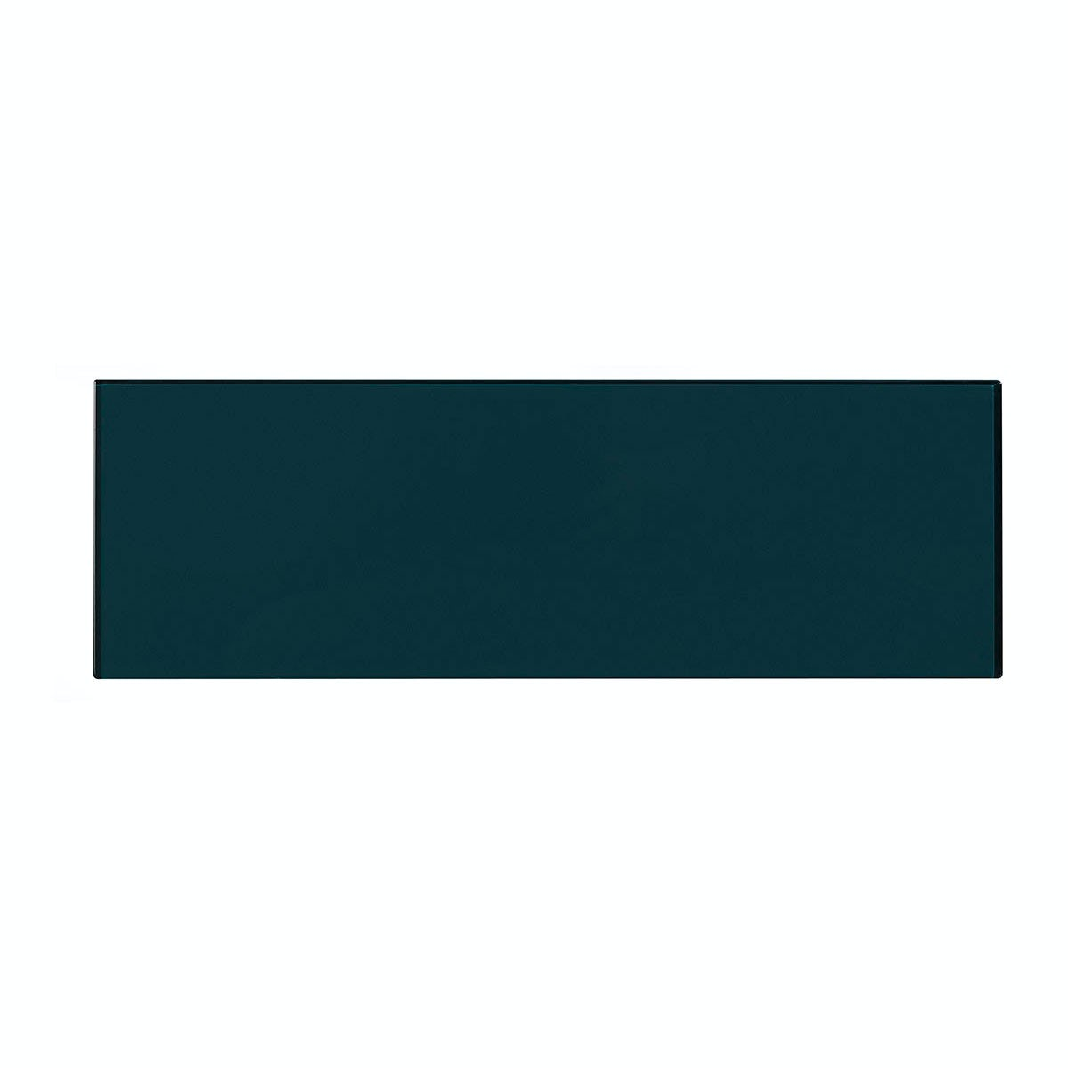 British Ceramic Tile glass petrol tile 148mm x 448mm - Box of 5