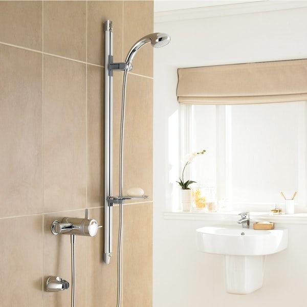 Mira Select Flex thermostatic mixer shower