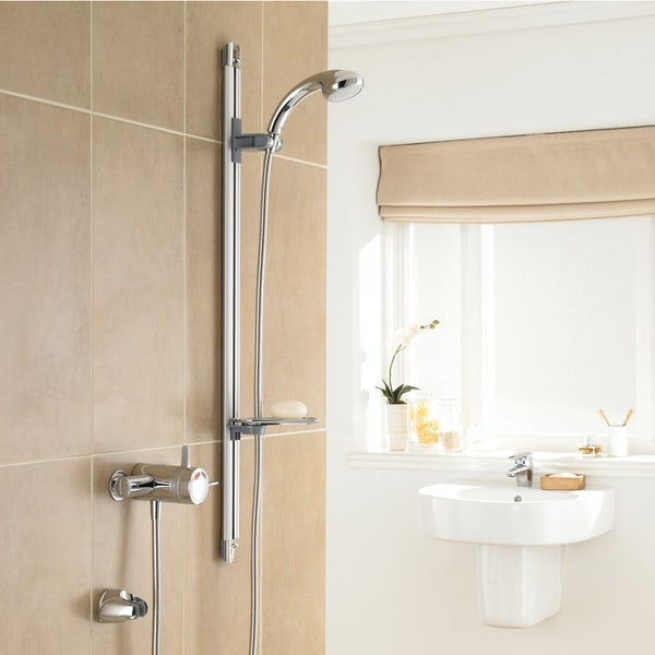 Mira Select Flex thermostatic mixer shower