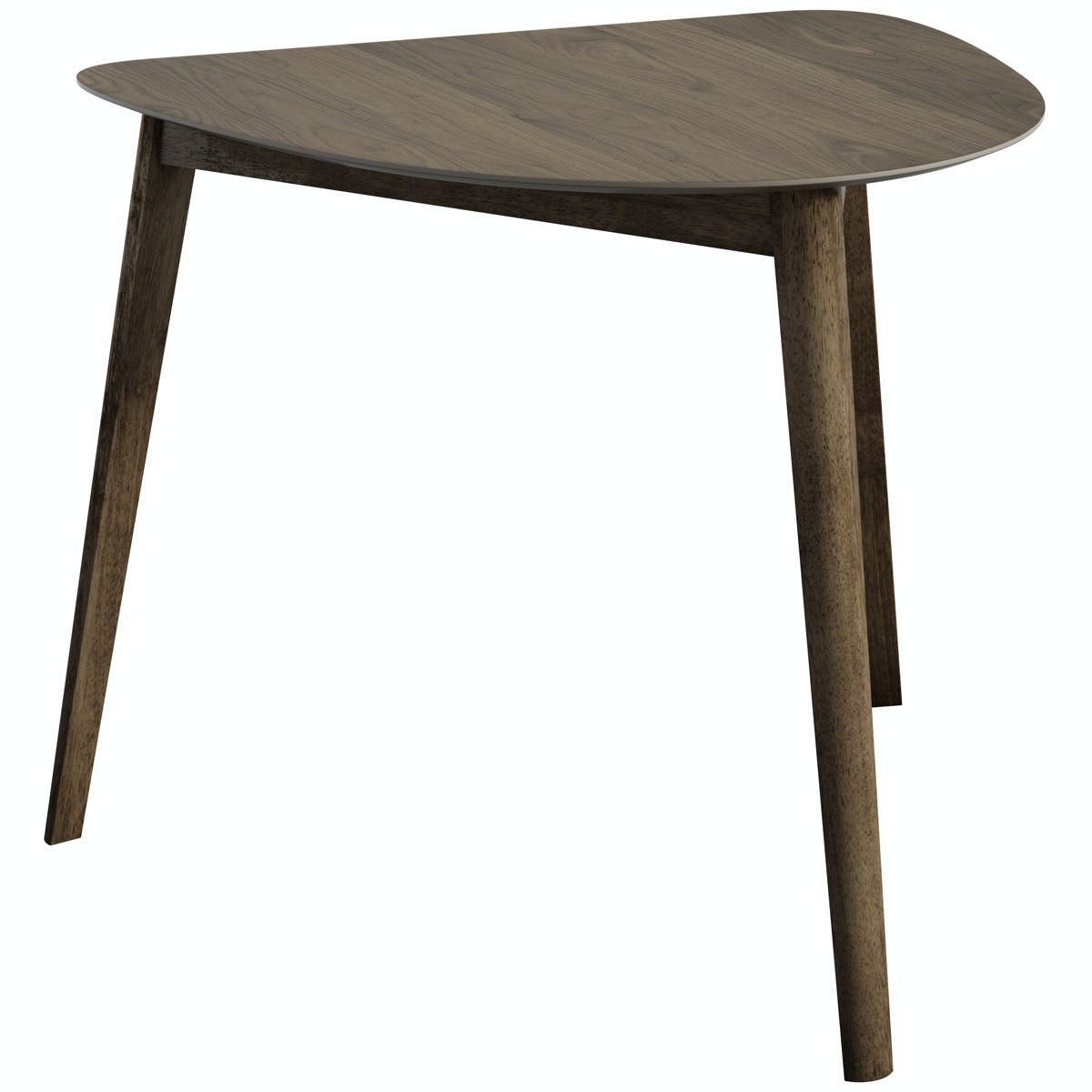 Ernest walnut apartment table