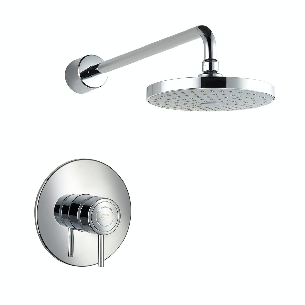 Mira Element SLT BIR thermostatic mixer shower