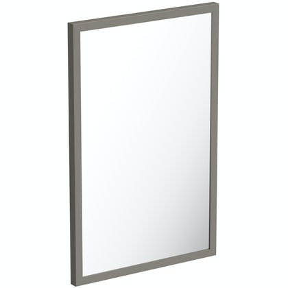 Mode Hale greystone matt mirror 500 x 800mm