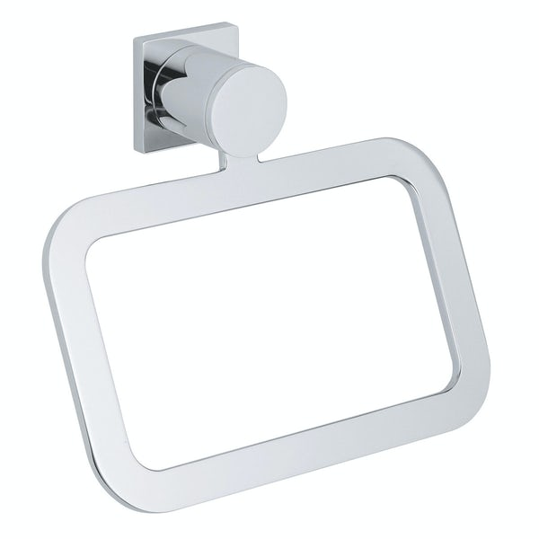 Grohe Allure towel ring