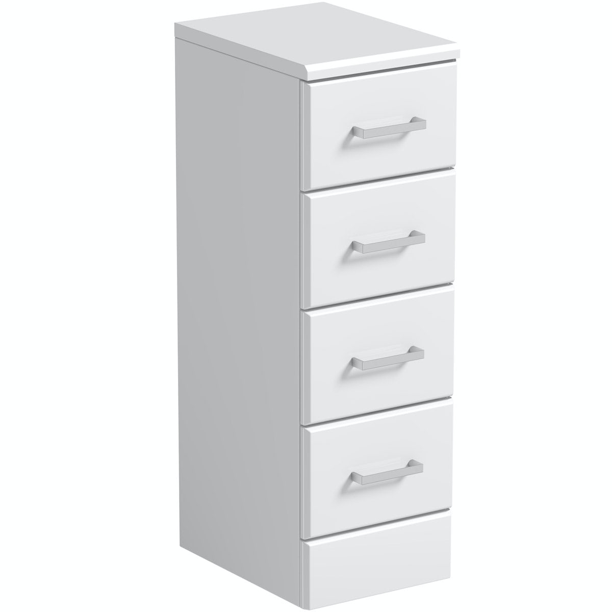Orchard Eden white multi drawer unit 330mm