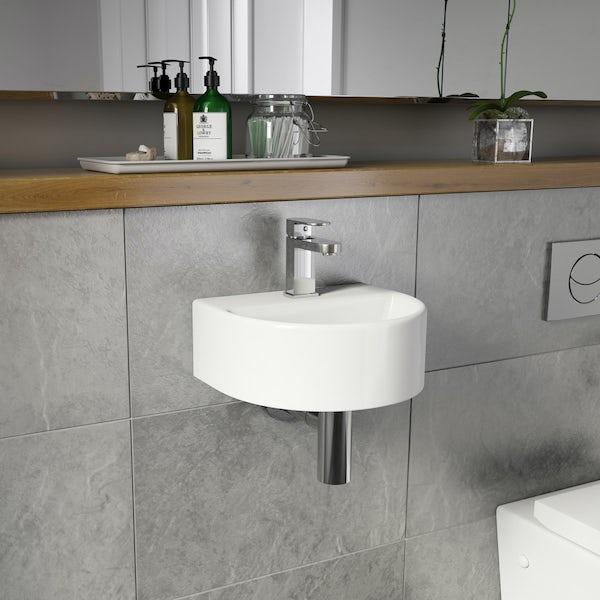 Pichola wall hung basin
