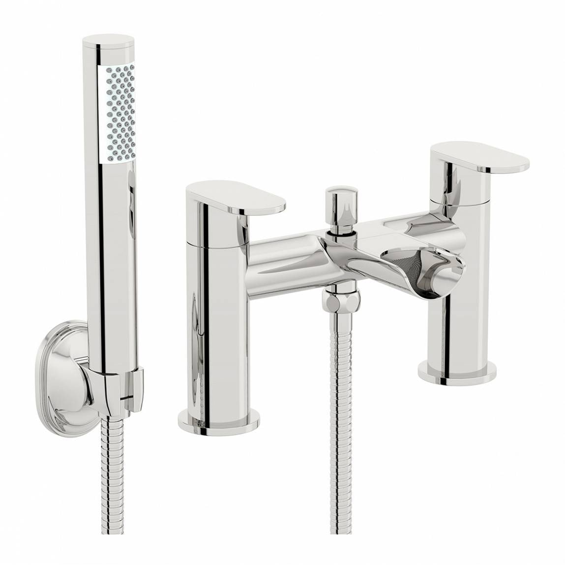 Orchard Eden waterfall bath shower mixer tap
