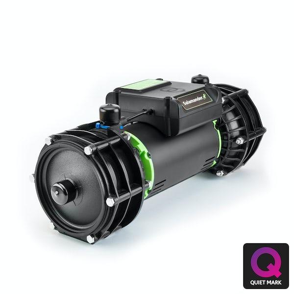 Salamander RP100 3.0 bar twin shower pump