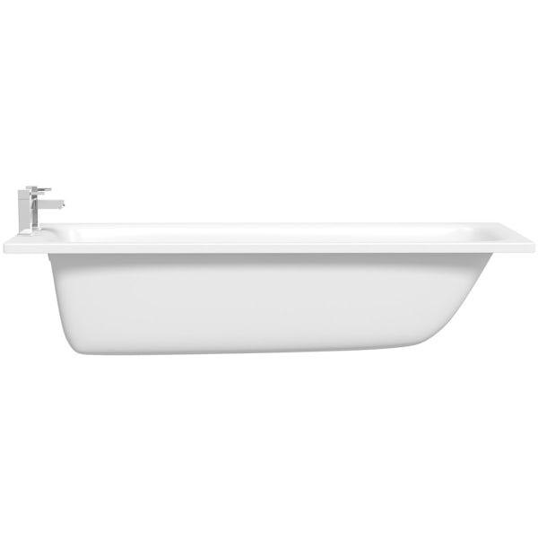 Kaldewei Cayano straight steel bath