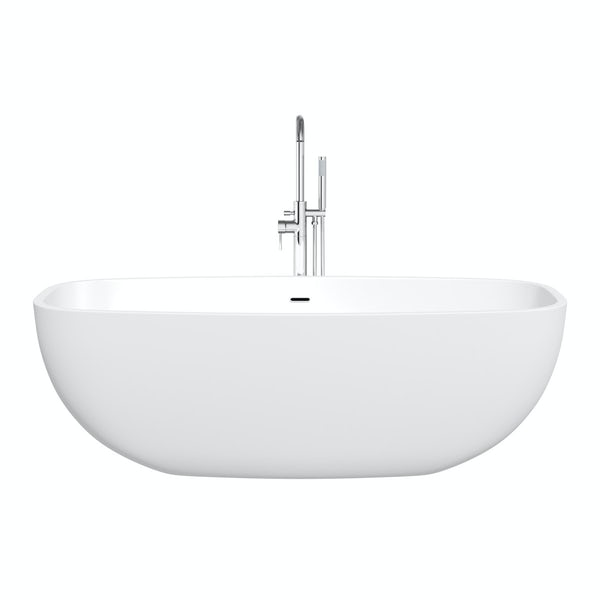Mode Venturi freestanding bath 1800 x 870