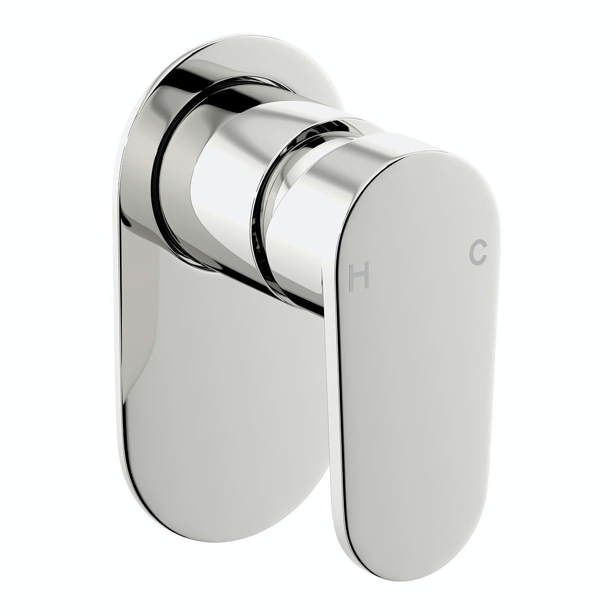 orchard round manual shower valve - Shower Valves