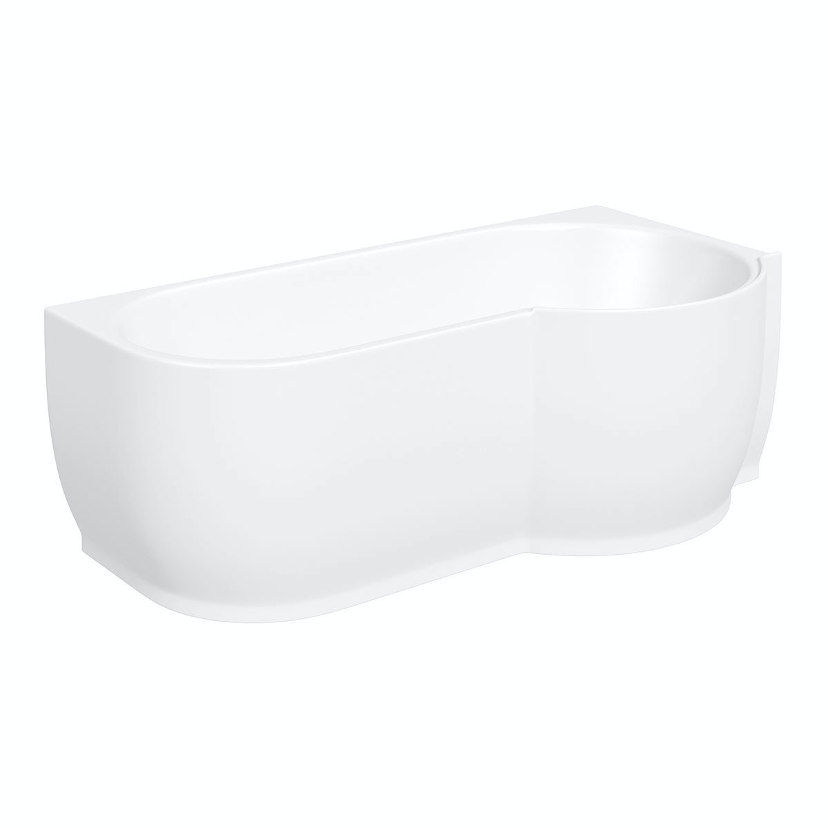 Harrison right handed freestanding bath