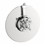 The Bath Co. Dulwich thermostatic concealed shower valve