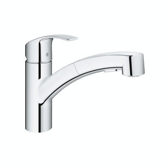 Grohe Eurosmart pull out kitchen tap