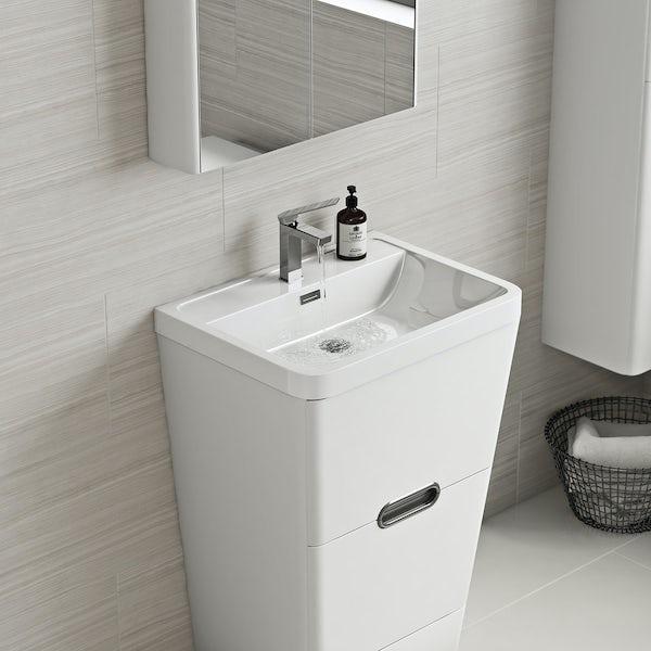 Mode Sherwood white furniture package