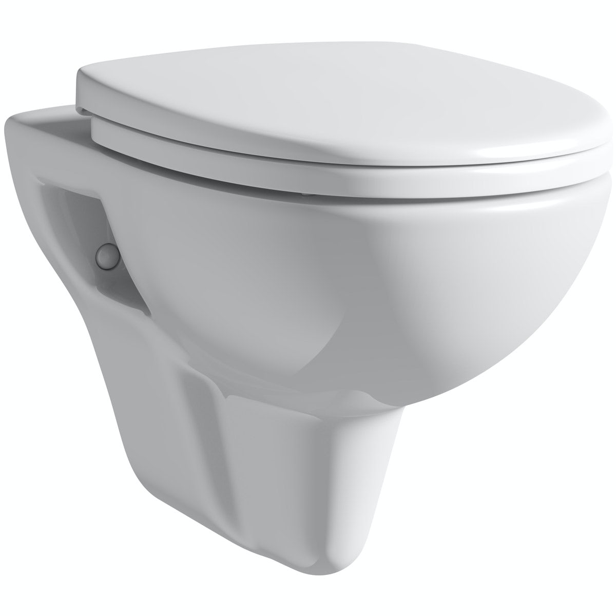 Orchard Eden wall hung toilet with soft close seat