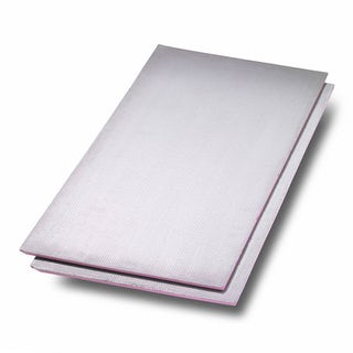 Homelux underfloor heating insulation board 1200 x 600