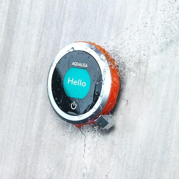 Aqualisa Q concealed digital shower standard
