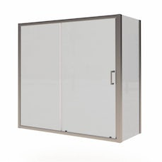 Image of Overbath Sliding Enclosure 1700 x 700