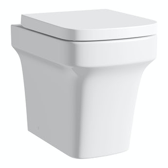 Mode Ive back to wall toilet inc soft close seat