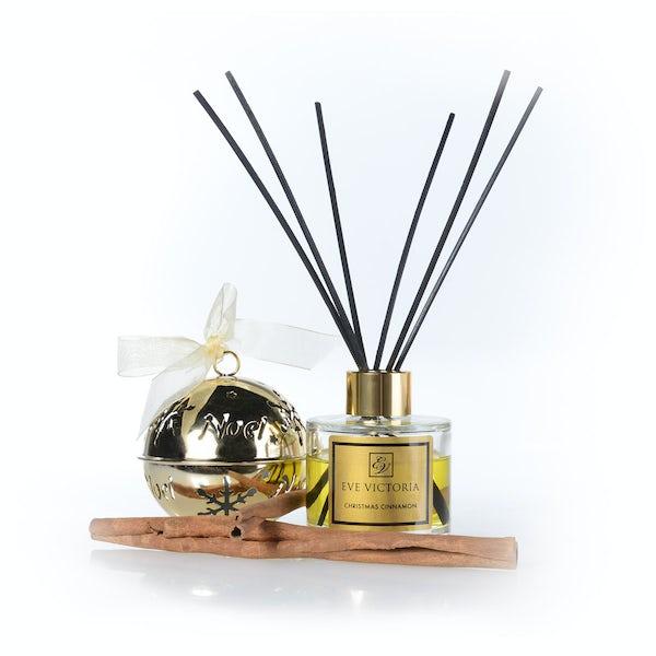 Eve Victoria Christmas cinnamon reed diffuser 75ml
