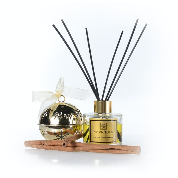 Eve Victoria Christmas cinnamon reed diffuser 75ml