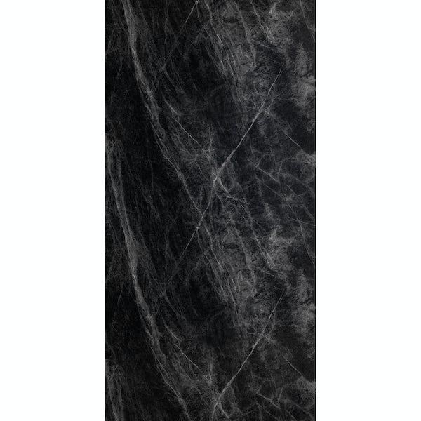 Multipanel Linda Barker Jet Noir Hydrolock shower wall panel