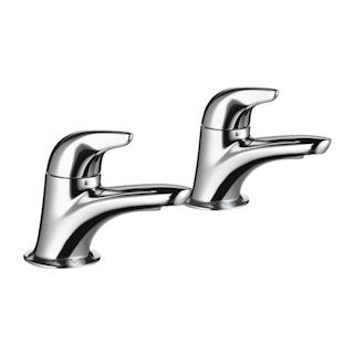 Mira Comfort basin taps