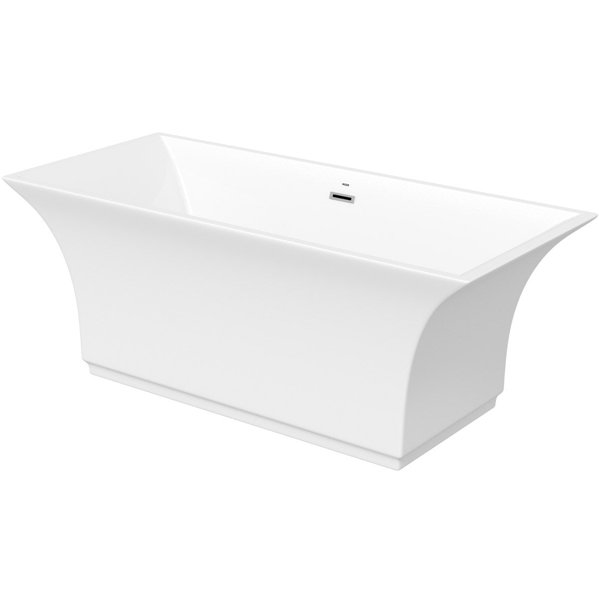 Mode Austin freestanding bath 1700 x 750 offer pack