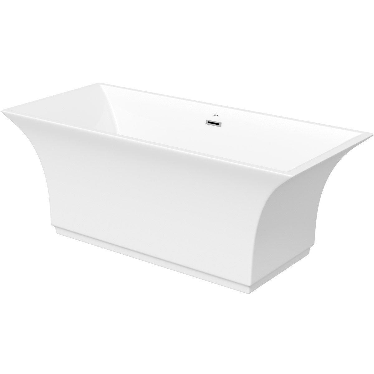 ModeAustinfreestanding bath 1700 x 750 offer pack