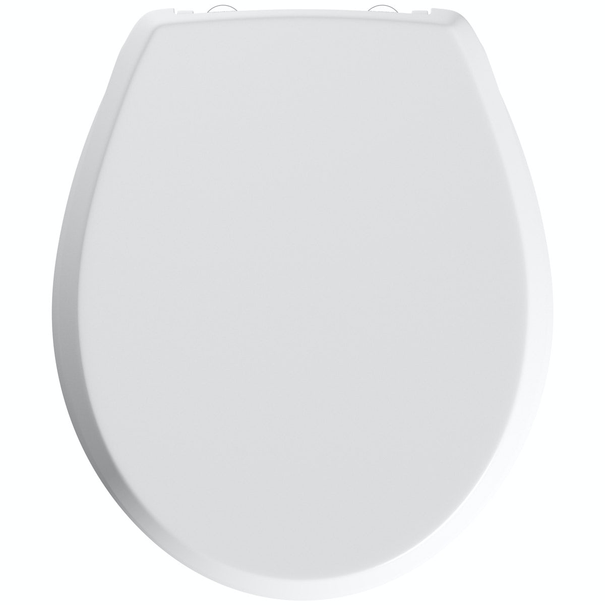 Clarity universal thermoset toilet seat