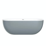 Mode Ellis Storm freestanding bath