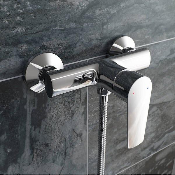 Langdale Manual Single Lever Shower Valve