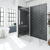 Mode 8mm wet room pack with return panel 1600 x 800